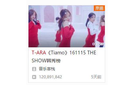 MV moi cua T-ara dat thanh tich khung - Anh 2