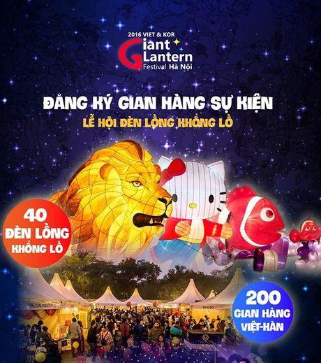 40 chiec den long khong lo se bien Ha Noi thanh thien duong toa sang - Anh 1