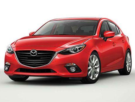 Hon 16.000 xe Mazda3 lai bi trieu hoi tai Viet Nam - Anh 1
