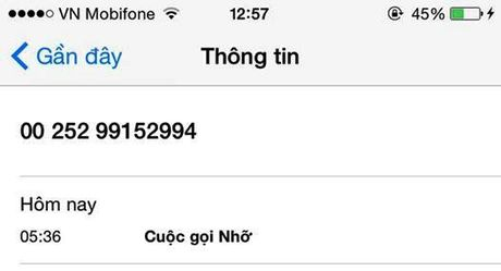 Canh bao cuoc goi la quoc te an cap cuop vien thong - Anh 1