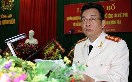 Khanh Hoa co Giam doc Cong an moi - Anh 1