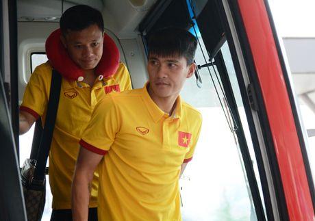 Tuyen Viet Nam len duong du AFF Cup - Anh 1