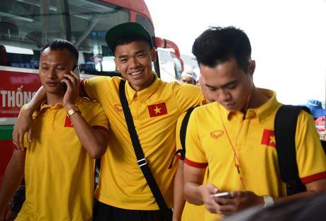 Tuyen Viet Nam len duong du AFF Cup - Anh 2