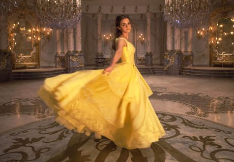 Emma Watson dep hut hon trong trailer 'Beauty and the beast' - Anh 2