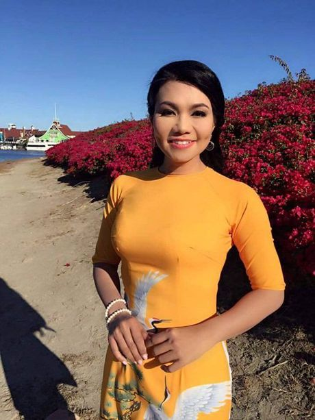 Cuoc song thuc su o My cua NSUT Ngoc Huyen - Anh 10