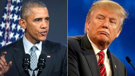 Obama lo lang cho nhiem ky cua Trump - Anh 1