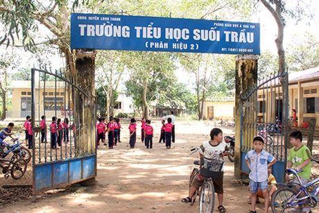 Dan mong som giai phong mat bang du an san bay Long Thanh - Anh 1