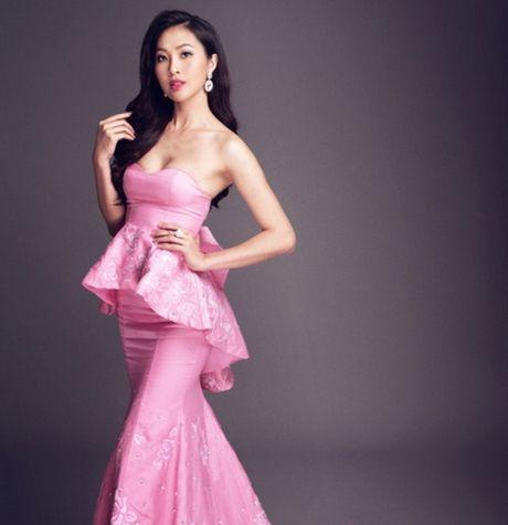 Bi to phau thuat tham my, Dieu Ngoc van thi Miss World - Anh 1