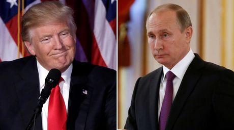 He lo dien dam giua ong Trump va Putin lan dau tien - Anh 1