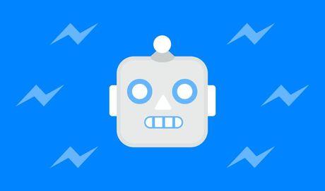 """Chat bots"" tren Facebook duoc tiep suc de thong minh hon - Anh 1"