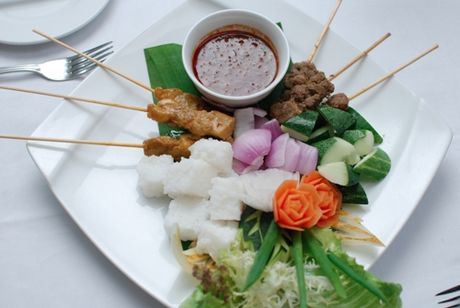 Doc dao van hoa am thuc Malaysia trong cac mon Halal - Anh 2