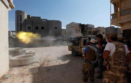Nhin lai chien truong khoc liet, noi IS sap bi xoa so o Sirte, Libya - Anh 10