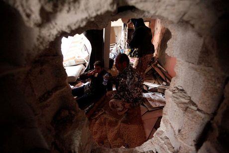 Nhin lai chien truong khoc liet, noi IS sap bi xoa so o Sirte, Libya - Anh 11
