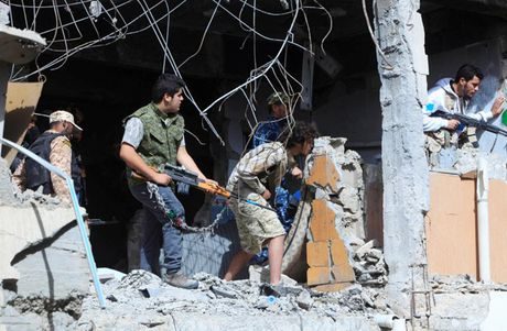 Nhin lai chien truong khoc liet, noi IS sap bi xoa so o Sirte, Libya - Anh 15