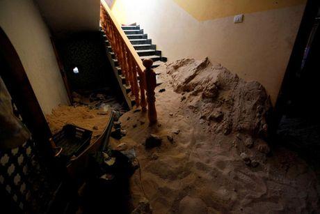 Nhin lai chien truong khoc liet, noi IS sap bi xoa so o Sirte, Libya - Anh 16