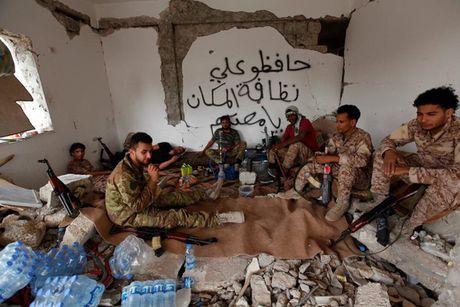 Nhin lai chien truong khoc liet, noi IS sap bi xoa so o Sirte, Libya - Anh 4