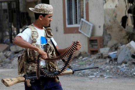 Nhin lai chien truong khoc liet, noi IS sap bi xoa so o Sirte, Libya - Anh 6