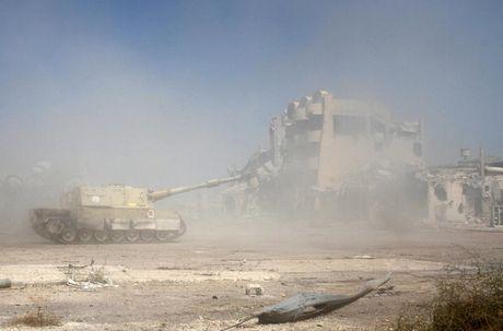 Nhin lai chien truong khoc liet, noi IS sap bi xoa so o Sirte, Libya - Anh 8