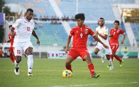 Myanmar thua dam Oman truoc khi do suc o AFF Cup 2016 - Anh 1