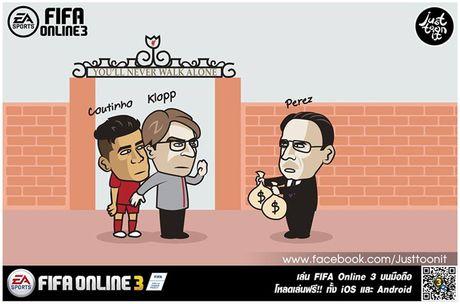 Biem hoa 24h: Cong Vinh do suc cung Neymar tren duong dua huyen thoai - Anh 7