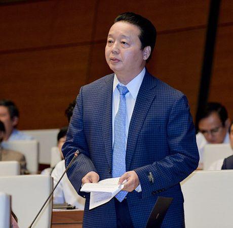 Bo truong Bo Cong Thuong Tran Tuan Anh tra loi chat van - Anh 1
