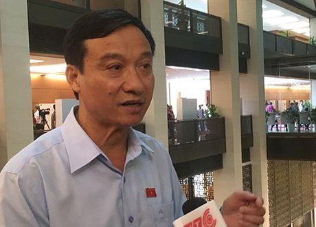 Dai bieu Quoc hoi: 'Cau hoi con dai, tra loi con chung chung' - Anh 1
