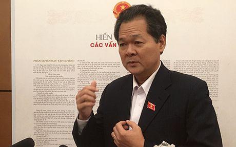Dai bieu Quoc hoi: 'Cau hoi con dai, tra loi con chung chung' - Anh 2
