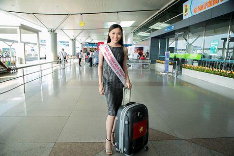 Chung Huyen Thanh tien Hoang Thu Thao du thi HH Chau A Thai Binh Duong - Anh 2