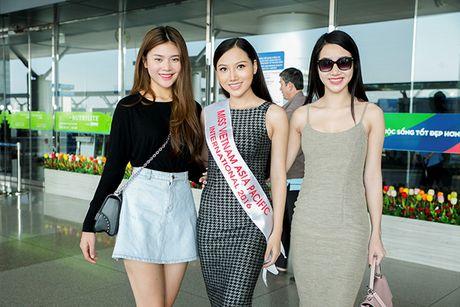 Chung Huyen Thanh tien Hoang Thu Thao du thi HH Chau A Thai Binh Duong - Anh 4