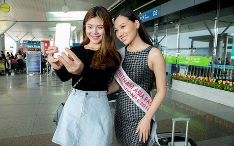 Chung Huyen Thanh tien Hoang Thu Thao du thi HH Chau A Thai Binh Duong - Anh 5