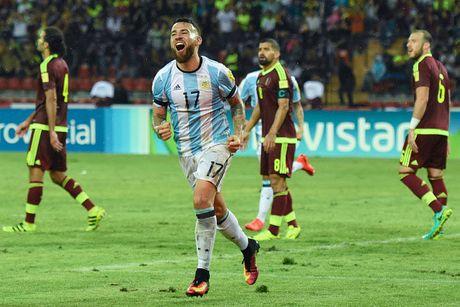 Doi hinh du kien giup Argentina vuot kho truoc Colombia - Anh 3