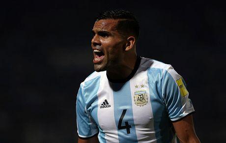 Doi hinh du kien giup Argentina vuot kho truoc Colombia - Anh 5