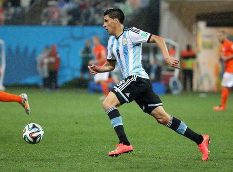 Doi hinh du kien giup Argentina vuot kho truoc Colombia - Anh 6