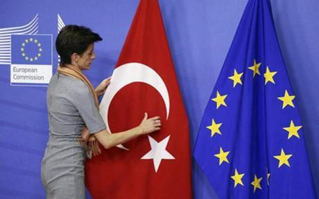 EU chia re sau sac trong moi quan he voi Tho Nhi Ky - Anh 1