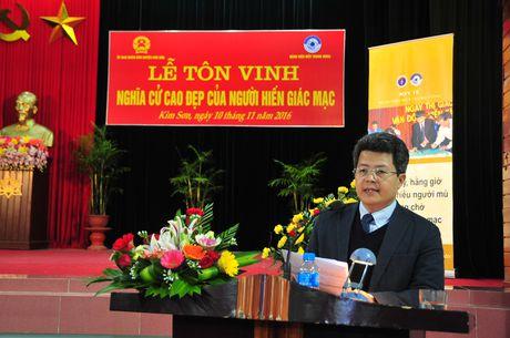 Hien tang giac mac - mon qua vo gia cho nguoi benh - Anh 2