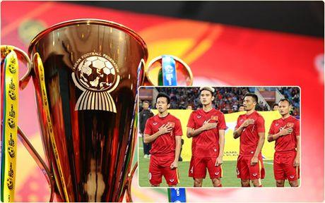 Lich thi dau AFF Cup 2016 cua DT Viet Nam - Anh 1