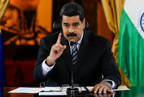 Toa an Toi cao Venezuela ap dung cac bien phap bao ve Hien phap - Anh 1