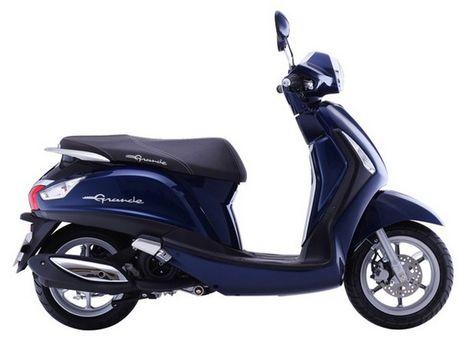 Yamaha Viet Nam thu hoi xe may Nozza Grande de sua chua loi - Anh 1