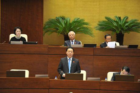 Bo truong Tran Hong Ha tra loi van de 'nong' nhat - Anh 1