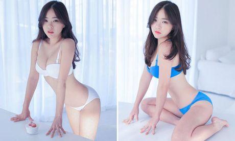 Nguoi mau noi y 'chan ngan' nong bong nhat xu Han - Anh 1
