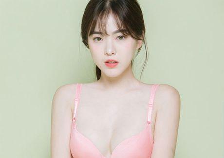 Nguoi mau noi y 'chan ngan' nong bong nhat xu Han - Anh 2