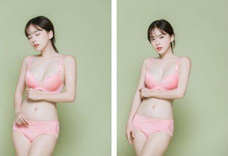 Nguoi mau noi y 'chan ngan' nong bong nhat xu Han - Anh 8