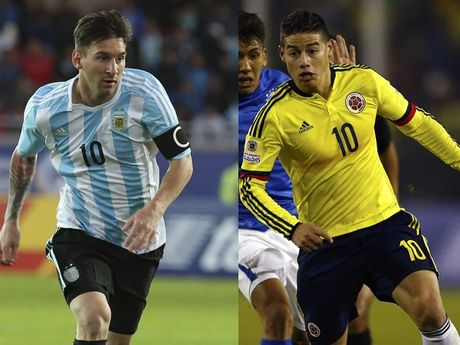 Link xem truc tiep Argentina vs Colombia - Anh 1