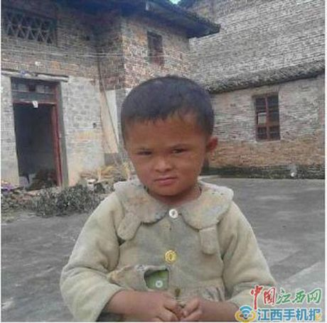 Su that viec Jack Ma chu cap cho cau be giong het minh - Anh 2