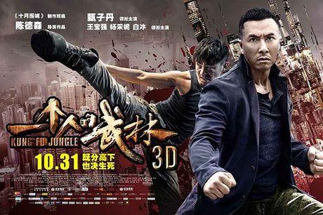 Man dau vo nghet tho cua Chan Tu Dan trong Kungfu Jungle - Anh 1