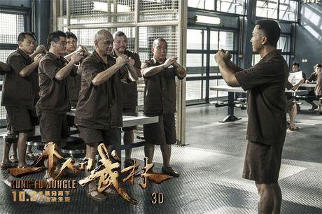 Man dau vo nghet tho cua Chan Tu Dan trong Kungfu Jungle - Anh 2