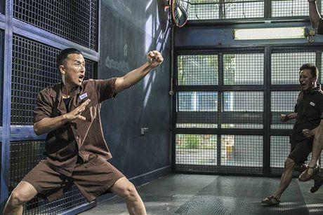 Man dau vo nghet tho cua Chan Tu Dan trong Kungfu Jungle - Anh 3