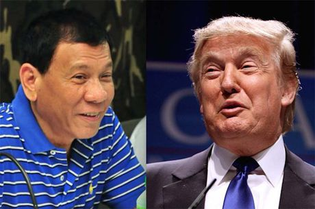 Trump dac cu, Duterte lap tuc thay doi thai do voi My - Anh 1
