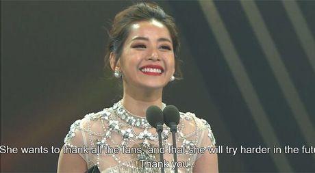 Chi Pu xinh nhu cong chua, duoc bao Han het loi ca ngoi - Anh 2