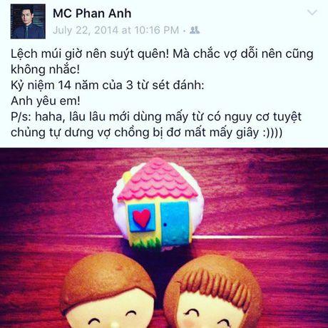 11 nam yeu, vo chong Phan Anh van ngot ngao nhu thuo con son - Anh 2